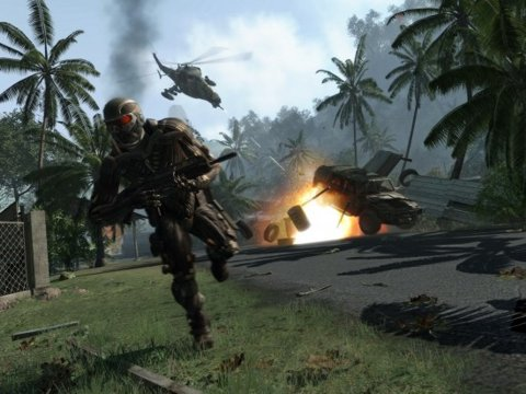 Crytek anuncia Crisis 2