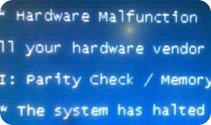 Solución al Memory Parity Error en HP Compaq 6000 Pro