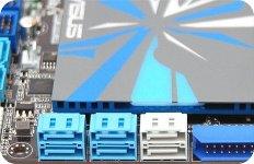 Asus Xtreme Design P7DP55DE-E Premium USB 3.0